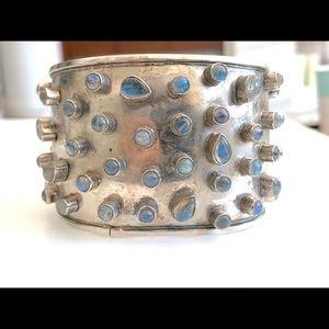 Jewelry - Labradorite Silver Cuff